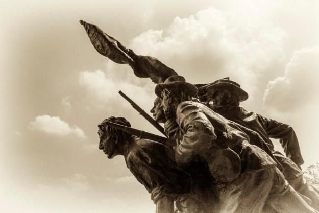 150630_Gettysburg_NC Mem by Karl Graf.