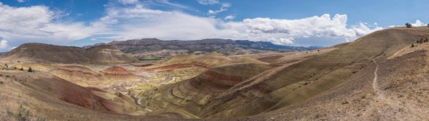 150716_Painted Hills_pano2 by Karl Graf.