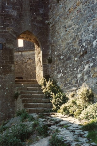 La Citè fortified walls
