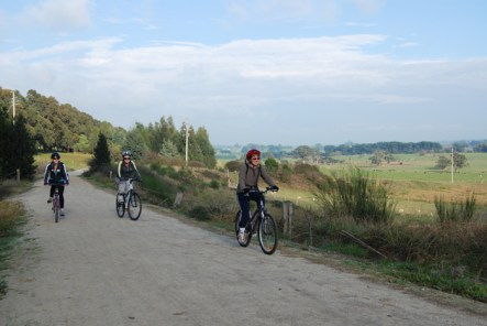 Great Southern Rail Trail near Leongatha