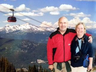 Ross & Karen at Whistler