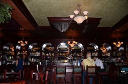 The Buck & Ear Bar & Grill.