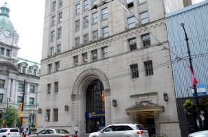 RBC Royal Bank in Hastings Street.