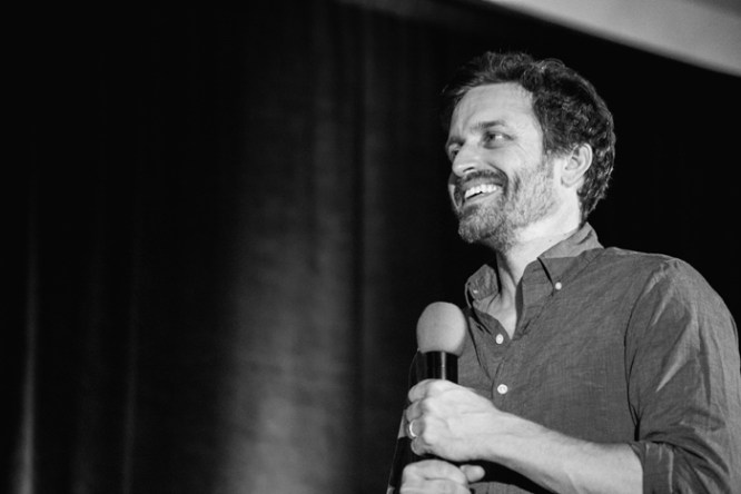 Rob Benedict (Photo: Courtesy Megan Jackson)