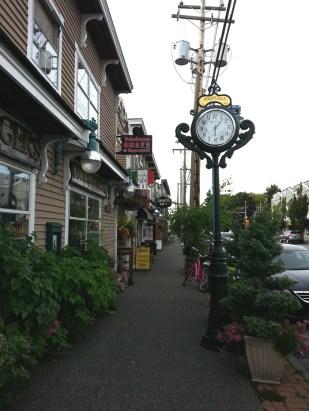 Steveston shops