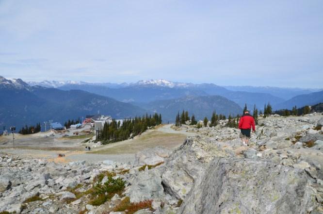 Alpine Walk on Blackcomb Mountain