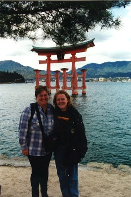 Visiting Miyajima Island in Japan