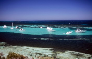 Cycling around Rottnest Island, Western Australia