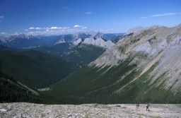 Sulphur Skyline Hike in the Canadian Rockies