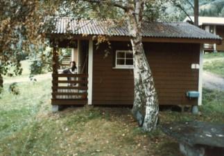 Cabins in Flåm