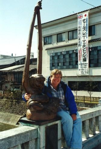Karen in Takayama