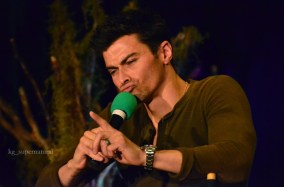 Matt Cohen impersonating Jensen Ackles