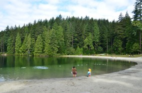 Sasamat Lake, Port Moody