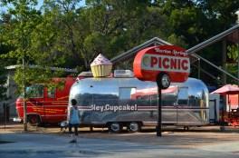 Food Truck picnic area