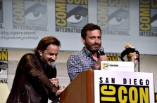 Richard Speight Jr & Rob Benedict