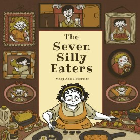 Seven Silly Eaters Book Cover
