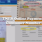 TNEB Online Payment Consumer Number