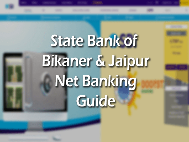 SBBJ net Banking Login, Phone Number, IFSC and Email