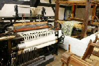 Raum 20: Vom Handwebstuhl zur mechanischen Leinenweberei