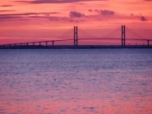 Bridge at Sunset 12/5/13