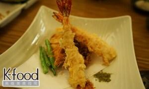 《義郎創作壽司》炸蝦天婦羅