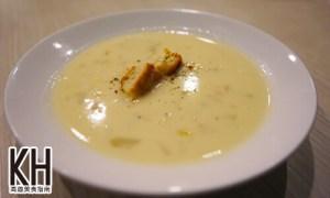 《爾本廚房》玉米濃湯