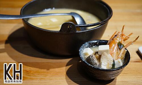 《風車驛站》魚骨味噌湯