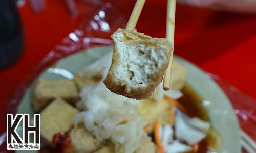《客醍橋頭人》外酥內嫩的臭豆腐