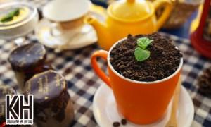 《拉斐爾廚坊》盆栽可可奶