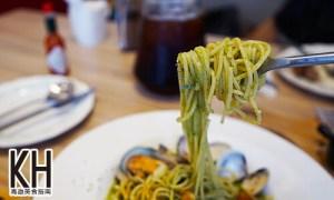 《PoppyWaffle》義大利麵青醬