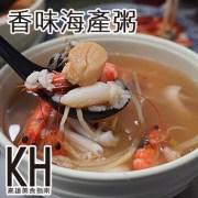 高雄新興區七賢路美食推薦《香味海產粥脆皮臭豆腐》超大碗必吃宵夜美食