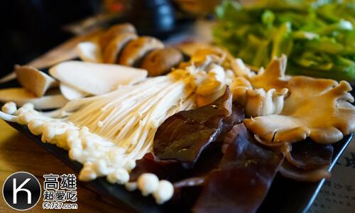 《汕頭泉成沙茶火鍋》菜盤