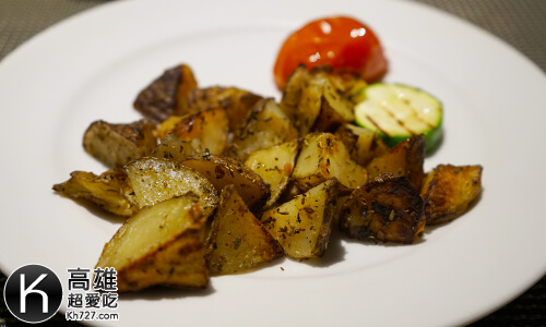 《A-STEAK》香烤馬鈴薯