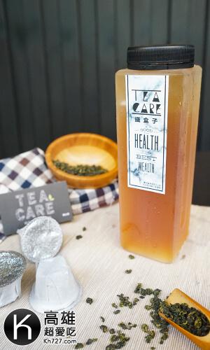 《鐵盒子》TeaCare現煮良茶琥珀(極品烏龍)