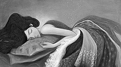 شگردهای خواب روشن