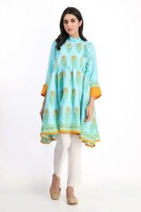 Khaadi ETP20202 BLUE Pret