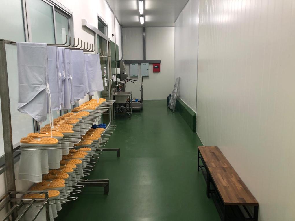 Mozzarella Production in Thailand