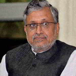 File Photo of Sushil Modi