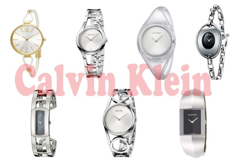 Best Selling Watches from Calvin Klein