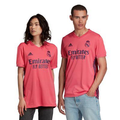 MEN'S ADIDAS FOOTBALL REAL MADRID AWAY JERSEY