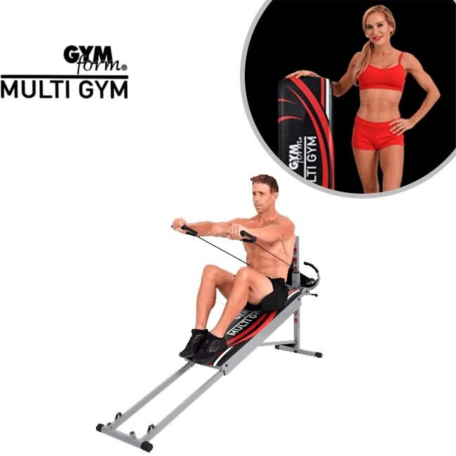 Multi Gym - Full body home gym