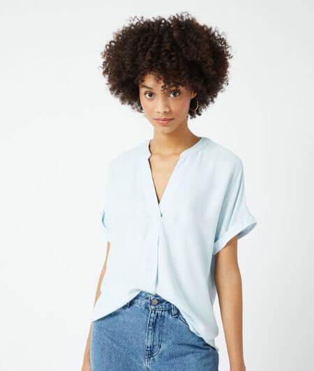 POLINE Plain shirt