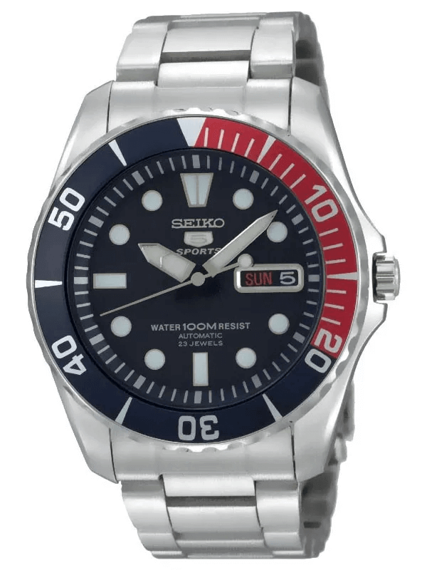 Seiko 5 SNZF15K1 automatic men's watch