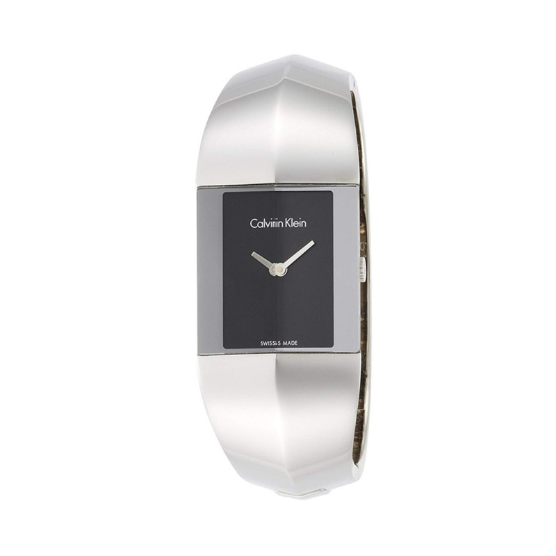 Women's Stainless Steel Bangle Watch