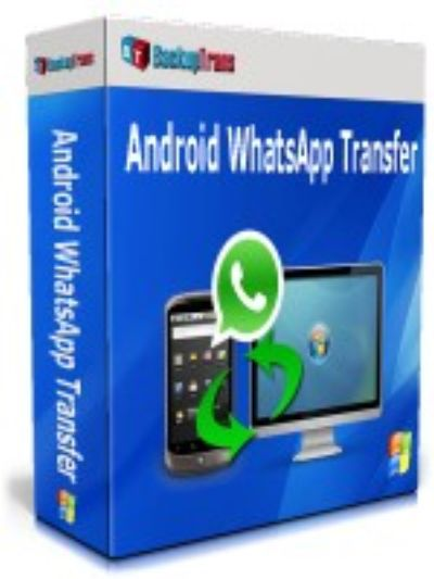 Backup, Restore and Transfer Android WhatsApp Messages on Computer