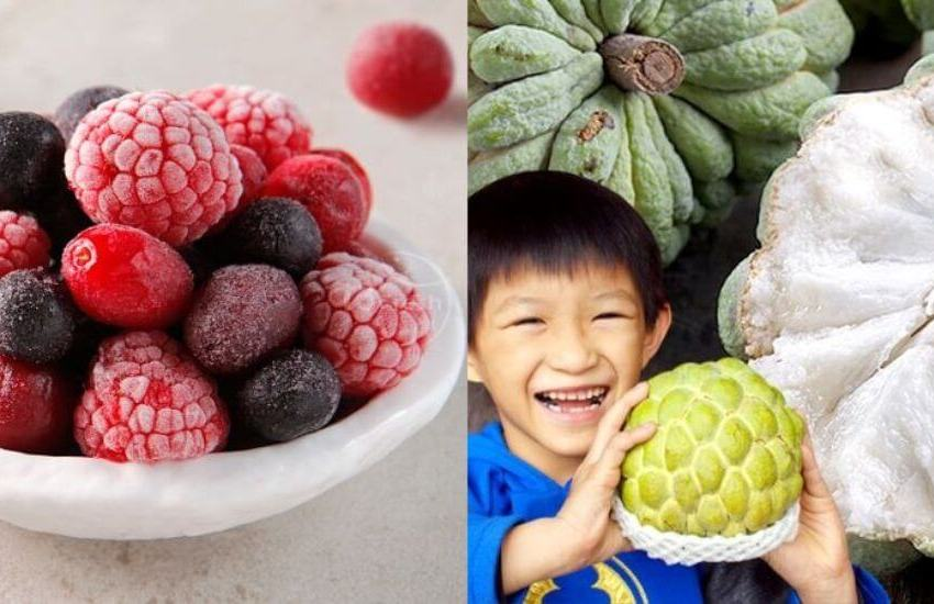 10 Best Selling Fruits from i3fresh
