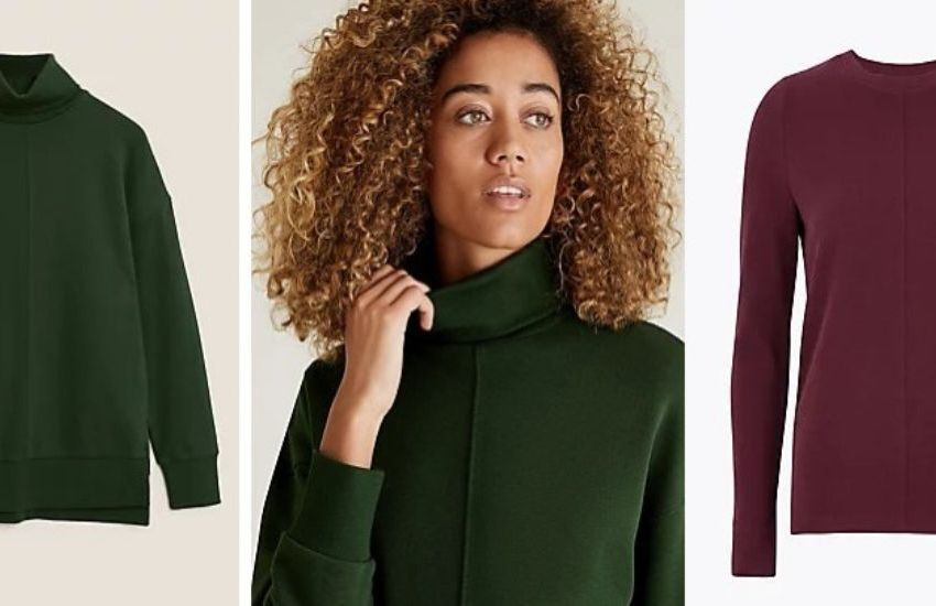 4 Best Selling Women Jumpers from Marks and Spencers