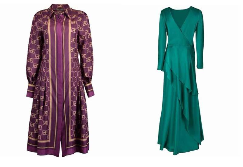 6 Awesome Dresses by ALBERTA FERRETTI