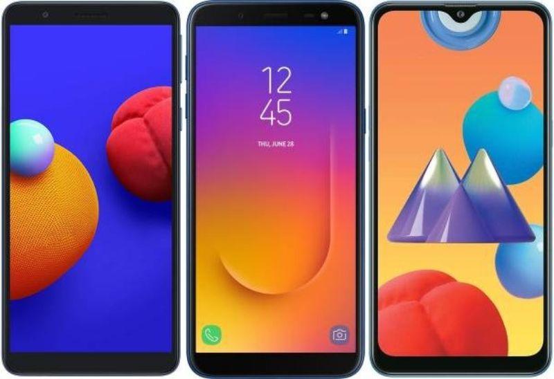 9 Most Popular 4G VOLTE Samsung Mobile Phones from Flipkart