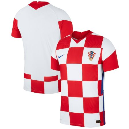 Croatia Home Vapor Match Shirt 2020-21